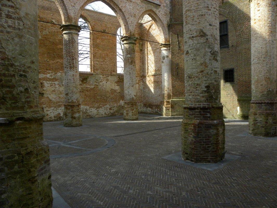 Conservering en restauratie van de Nederlands Hervormde Kerk te Dongen